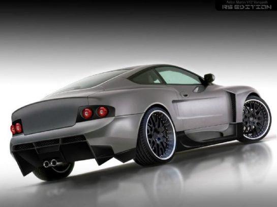 Aston Martin Resimleri (45 Resim)