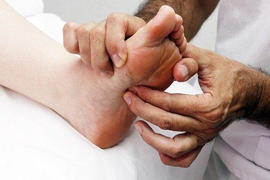 Doğal Bir Tedavi Yöntemi - Refleksoloji