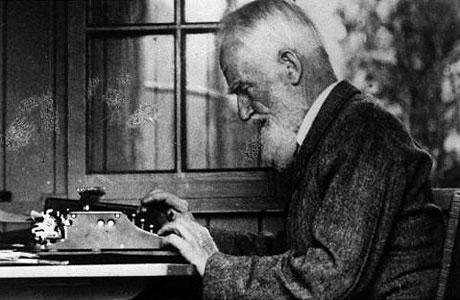 George Bernard Shaw Kimdir?