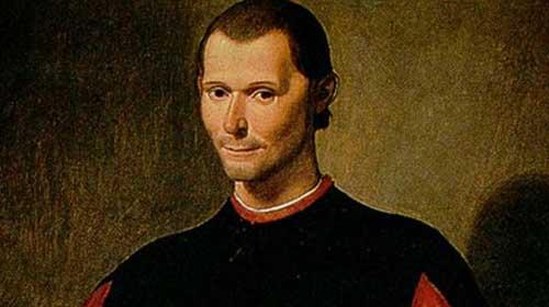 Niccola Machiavelli Kimdir?