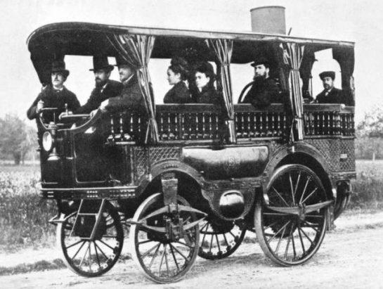 Dünyanın İlk Otobüsü