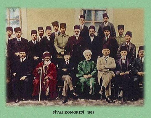 Sivas Kongresi Beyannamesi