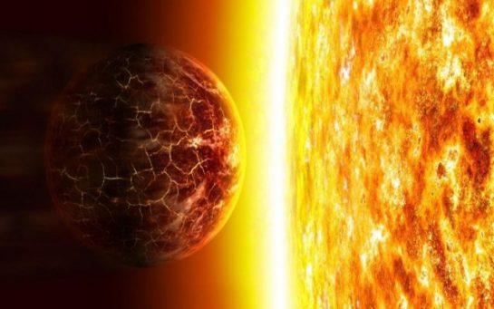 Dünya'nın Sonu ve Güneş'e Yolculuk