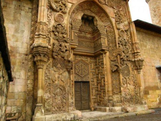 Divriği Ulu Camii ve Darüşşifası (Sivas)