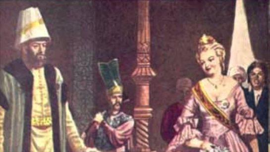 Baltacı ve Katerina Olayı ve Atılan İftira