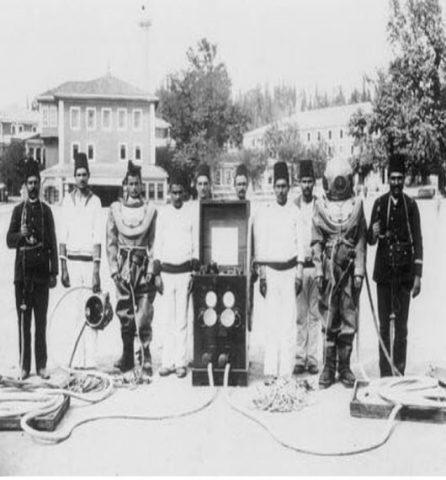 Osmanlının İlk Dalgıçları