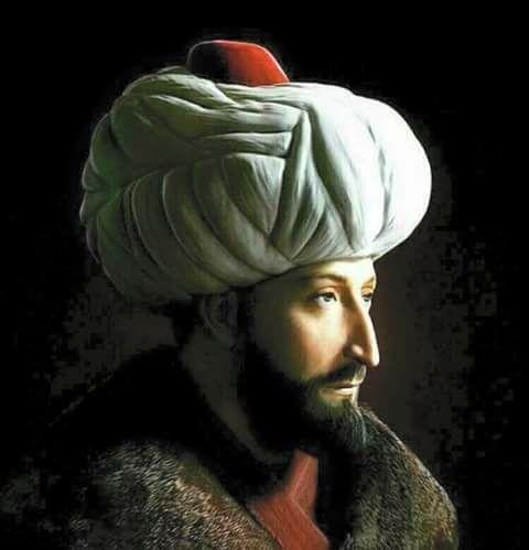 Fatih Sultan Mehmet Han'ın Esbal Şaha Mektubu