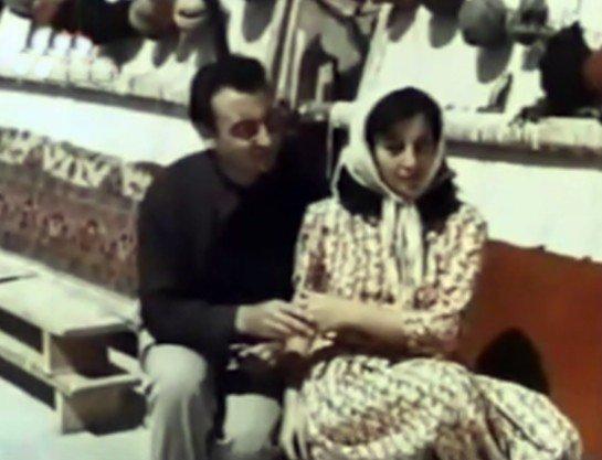 İlk Renkli Türk Filmi- Halıcı Kız