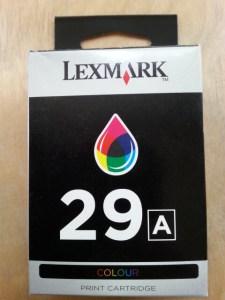 Cartouche OEM LEXMARK 29 A