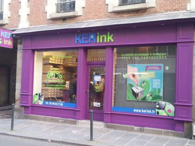 photo_boutique_vitrine_devanture_rue_antrain_re1_kerink_rennes_recharge_cartouche_laser_encre_imprimante