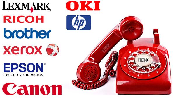 sav_support_service_apres_vente_kerink_canon_hp_lexmark_brother_epson_xerox_oki_ricoh_telephone_numero
