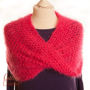 Soft Pink Cowl