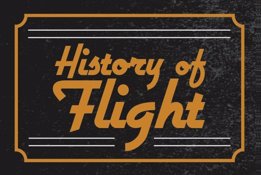 History of Flight: Timeline