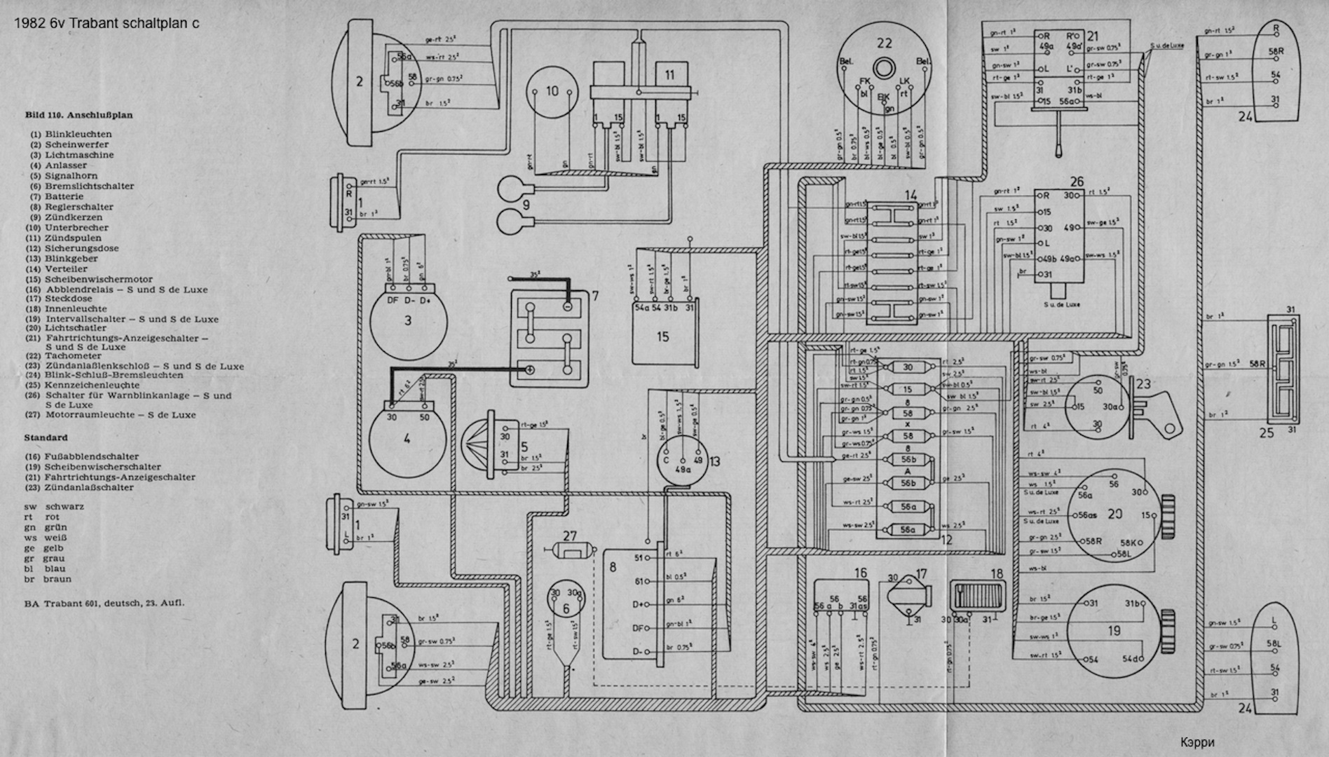 Allis Chalmers Wd 12 Volt Wiring Diagram. Allis. Wiring