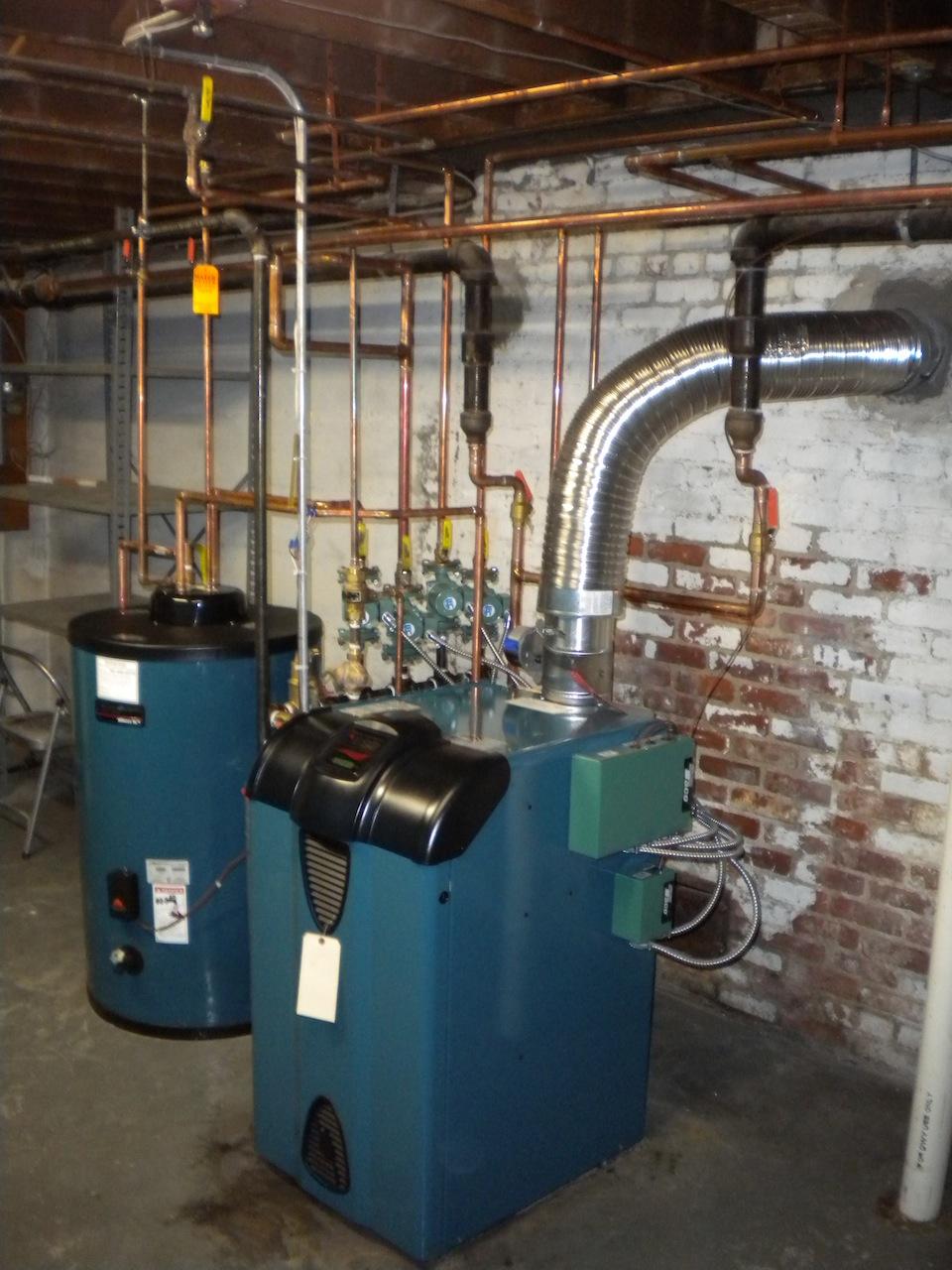 hight resolution of pictures of burnham oil boiler