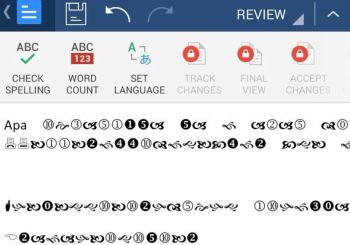 Download Unduh OfficeSuite Font Pack Android - Download OfficeSuite ...