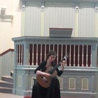 Rosemarie Vermeulen, gitaar 021016