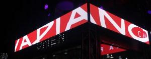 Vapiano Opening Parties | LED Projektionen | Imagefilme