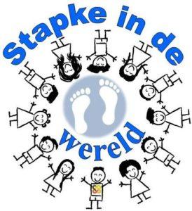 logo Stapke in de wereld