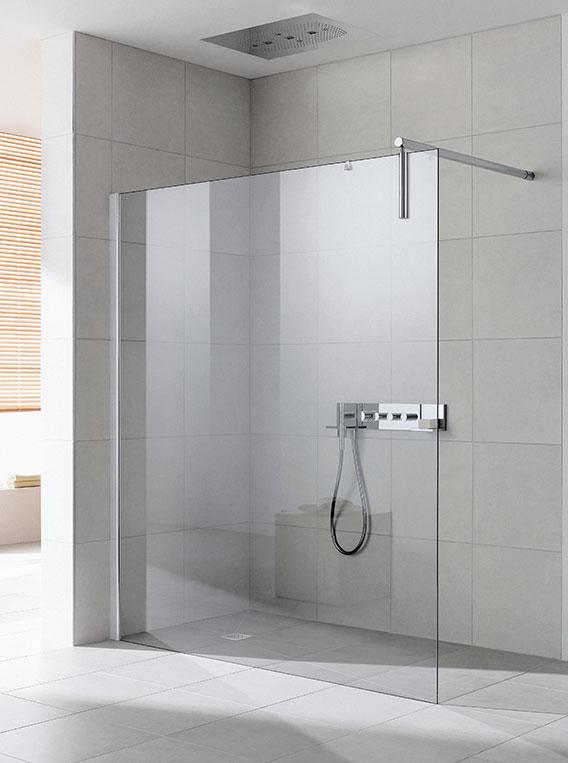 Walk Shower Design