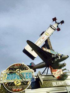 Propeller in bedrijf (foto: facebookpagina)