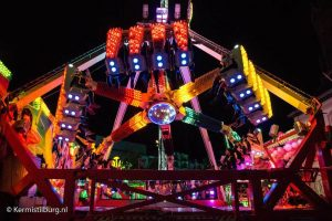 Tilburgse Kermis at night ( foto: T.Maas )