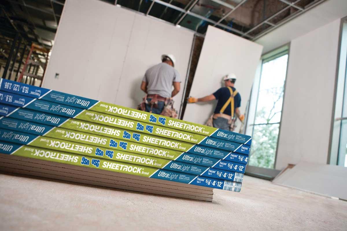 USG Gypsum – Kern Building Materials