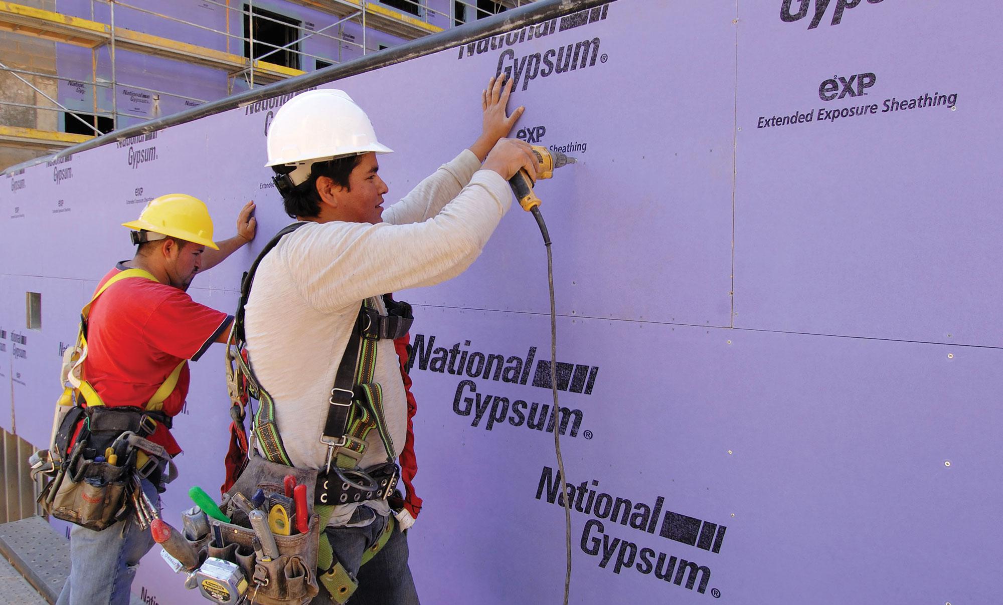 National-Gypsum – Kern Building Materials