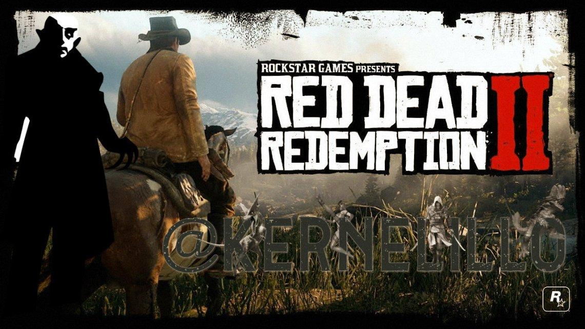 Buscando al Vampiro en Red Dead Redemption 2