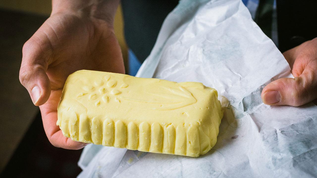 Butter von Familie Schützeneder