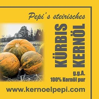Pepi's steirisches Kürbiskernöl g.g.A.