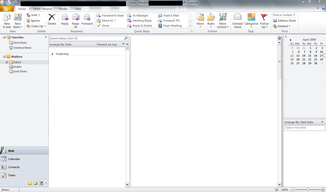 Office 2010: novo logo, Outlook e nova interface