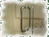 Shower Door Handles | Glass Door Handles | Replacement ...