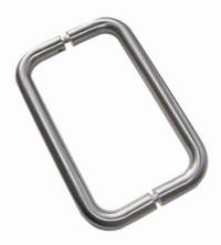 12'' D-Shaped Shower Door Handles - KerolHardware.co.uk