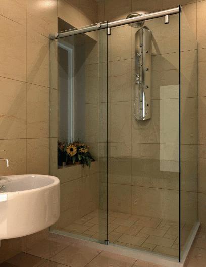 Sliding Door Kits for Shower  KerolHardwarecouk