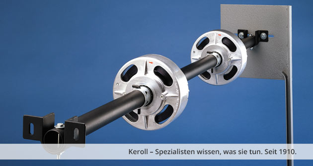 Keroll Kerger - spring shafts
