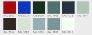 Colours 95 R