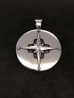 kerrie-droban-biker-medallion-necklace-pewter