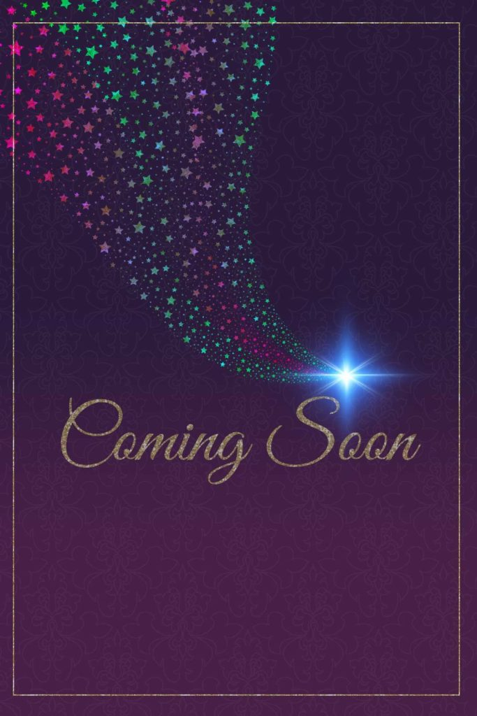 Coming Soon from Kerry Adrienne!