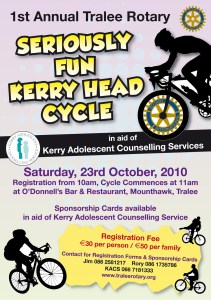 Tralee Rotary Club Fun Cycle