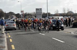 Start of the Lacey Cup 2011 - Pic courtesy of Pat Doherty