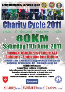 2011 Kerry Emergency Services Cycle