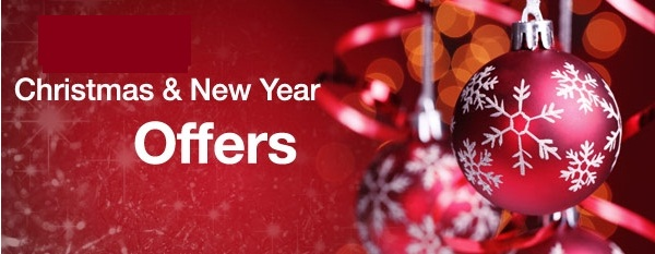 Best Christmas and New Year Deals 2014