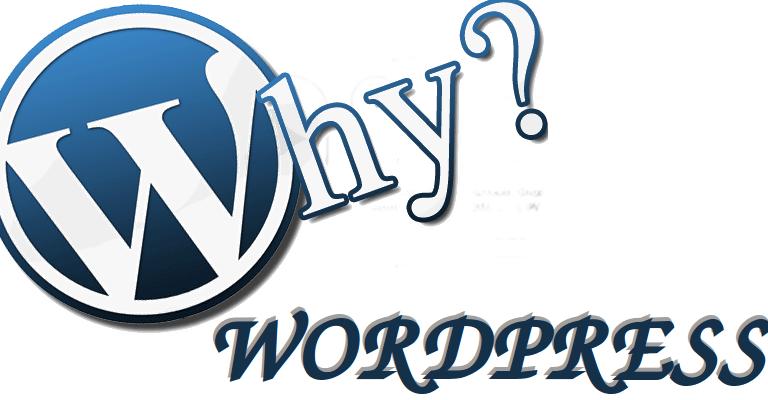 why wordpress blogging