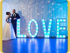 chair cover hire kerry church chairs mood lighting and uplighting for weddings tralee killarney wedding dj cork