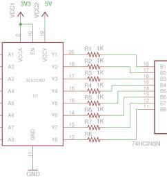 circuit diagram level shifting buffer [ 1837 x 877 Pixel ]