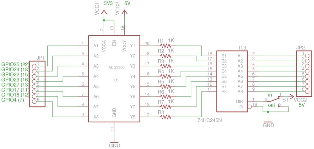 medium resolution of circuit diagram level shifting buffer