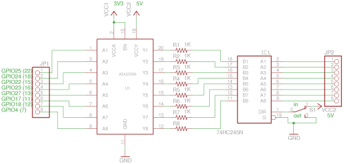small resolution of circuit diagram level shifting buffer