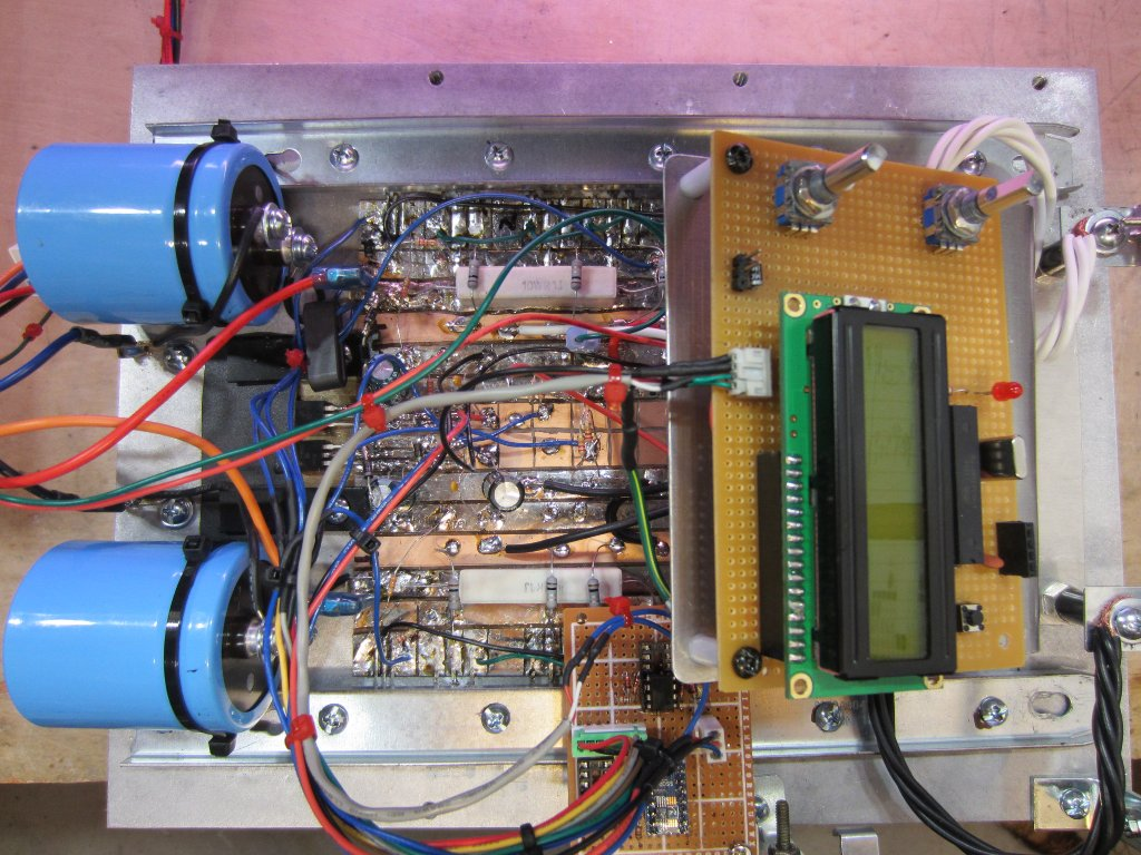 Archive A Digitally Controlled Dual Tracking Power Supply I