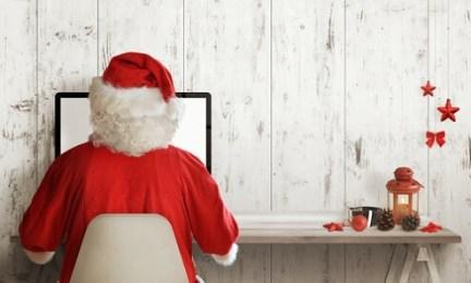 Zakelijke kerstwensen